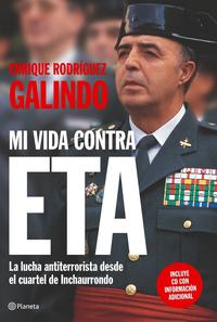 Libro MI VIDA CONTRA ETA