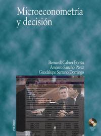 Libro MICROECONOMETRIA Y DECISION