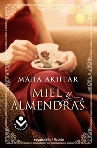 Libro MIEL Y ALMENDRAS