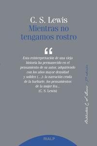 Libro MIENTRAS NO TENGAMOS ROSTRO