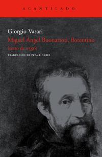 Libro MIGUEL ANGEL BUONARROTI, FLORENTINO