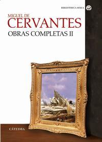 Libro MIGUEL DE CERVANTES: OBRAS COMPLETAS