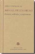 Libro MIGUEL DE UNAMUNO TOMO IX: ENSAYOS, ARTICULOS Y CONFERENCIAS