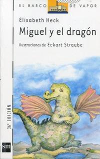 Libro MIGUEL Y EL DRAGON