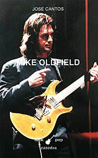 Libro MIKE OLDFIELD