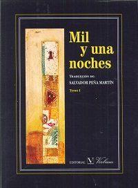Libro MIL Y UNA NOCHES TOMO I