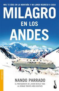 Libro MILAGRO EN LOS ANDES