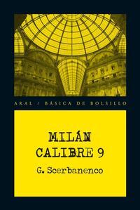 Libro MILAN CALIBRE 9