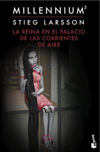 Libro LA REINA EN EL PALACIO DE LAS CORRIENTES DE AIRE (MILLENNIUM #3)