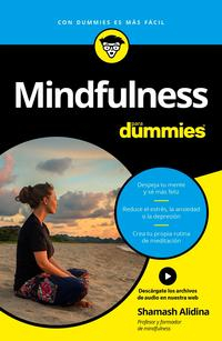 Libro MINDFULNESS PARA DUMMIES