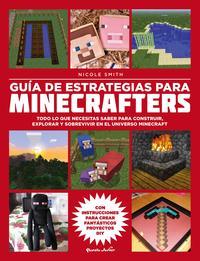 Libro MINECRAFT. GUIA DE ESTRATEGIAS PARA MINECRAFTERS
