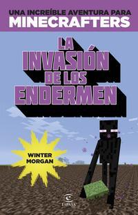 Libro MINECRAFT. LA INVASION DE LOS ENDERMEN
