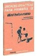 Libro MINI BALONMANO