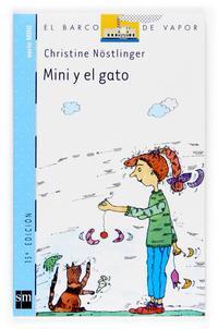 Libro MINI Y EL GATO