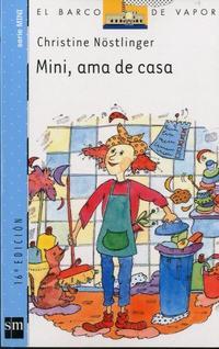 Libro MINI, AMA DE CASA
