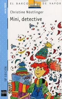Libro MINI, DETECTIVE