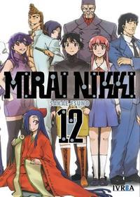 Libro MIRAI NIKKI Nº 12
