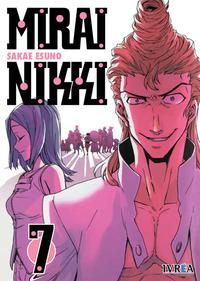 Libro MIRAI NIKKI Nº 7