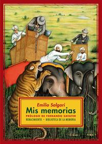Libro MIS MEMORIAS