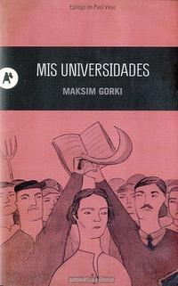 Libro MIS UNIVERSIDADES
