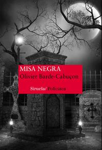 Libro MISA NEGRA