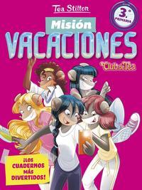 Libro MISIÓN VACACIONES 3: ¡LOS CUADERNOS MAS DIVERTIDOS!