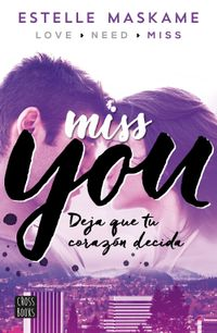 Libro MISS YOU