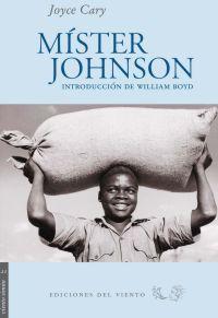 Libro MISTER JOHNSON