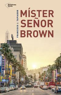 Libro MISTER SEÑOR BROWN