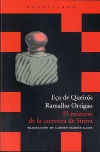 Libro MISTERIO CARRETERA