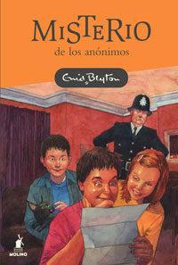 Libro MISTERIO DE LOS ANONIMOS