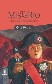 Libro MISTERIO DEL COLLAR DESAPARECIDO