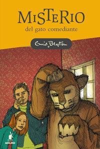 Libro MISTERIO DEL GATO COMEDIANTE