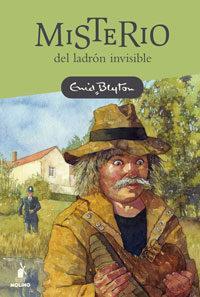 Libro MISTERIO DEL LADRON INVISIBLE