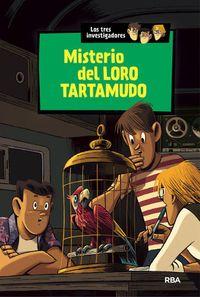 Libro MISTERIO DEL LORO TARTAMUDO