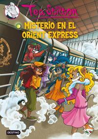 Libro MISTERIO EN EL ORIENT EXPRESS