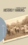Libro MISTERIO Y MANERAS
