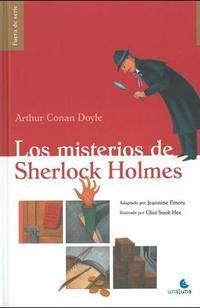 Libro MISTERIOS DE SHERLOCK HOLMES