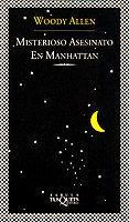 Libro MISTERIOSO ASESINATO EN MANHATTAN