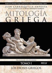 Libro MITOLOGIA GRIEGA