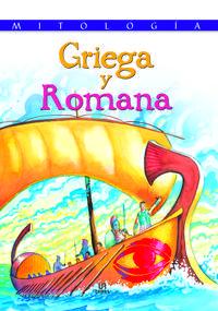 Libro MITOLOGIA GRIEGA Y ROMANA