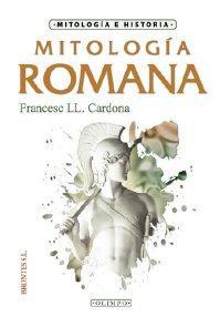 Libro MITOLOGIA ROMANA