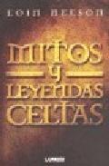 Libro MITOS Y LEYENDAS CELTAS