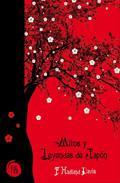 Libro MITOS Y LEYENDAS DE JAPON