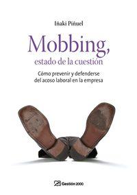 Libro MOBBING, ESTADO DE LA CUESTION