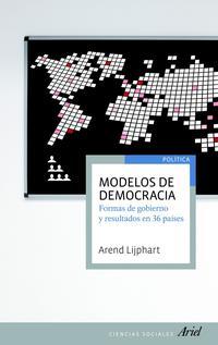 Libro MODELOS DE DEMOCRACIA