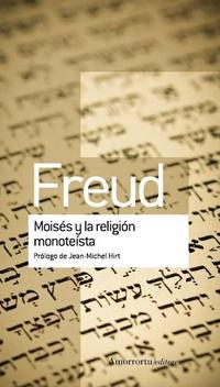Libro MOISES Y LA RELIGION MONOTEISTA