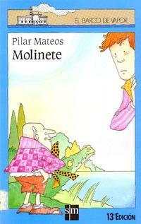 Libro MOLINETE