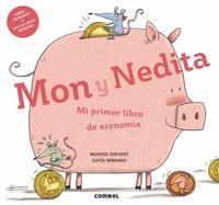 Libro MON Y NEDITA: MI PRIMER LIBRO DE ECONOMIA