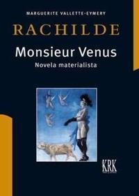 Libro MONSIEUR VENUS